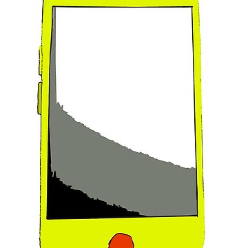 Phone by myleshuntart