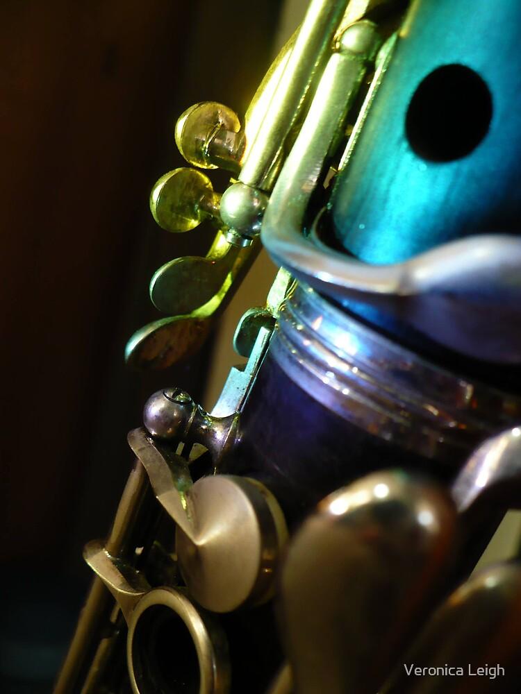 Clarinet by Veronica Schultz