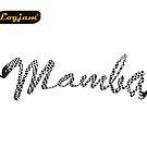 Logjam Mamba White Background by logjammusicltd