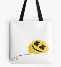 glücklicher Tasche