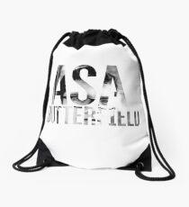 Asa Butterfield Drawstring Bag