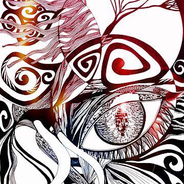 KELKIRK ST. Tapestry by LAMaihi