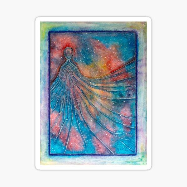 Spirit of the Universe Sticker