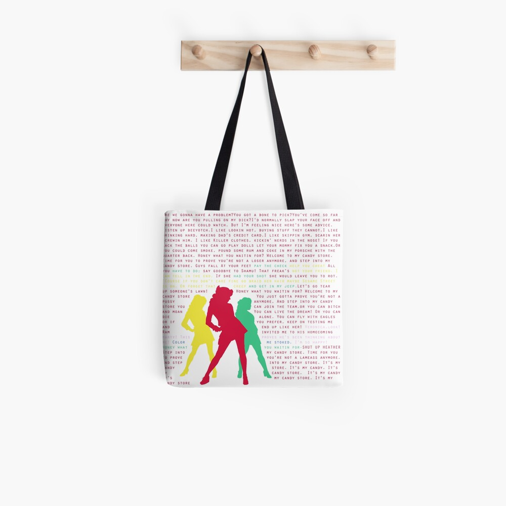 Candy Store-Heathers: Das Musical Tote Bag