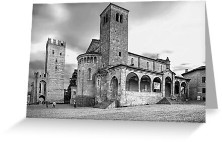 The Old Church by paolo1955