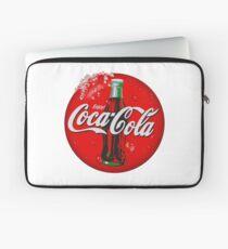 Coca Cola Christmas Time Laptop Sleeve