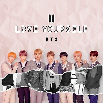 BTS LOVE YOURSELF ANSWER (L VERSION) by infireseok