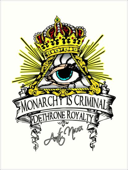 b553c0f08b2c97 Anti NWO - Monarchy Is Criminal