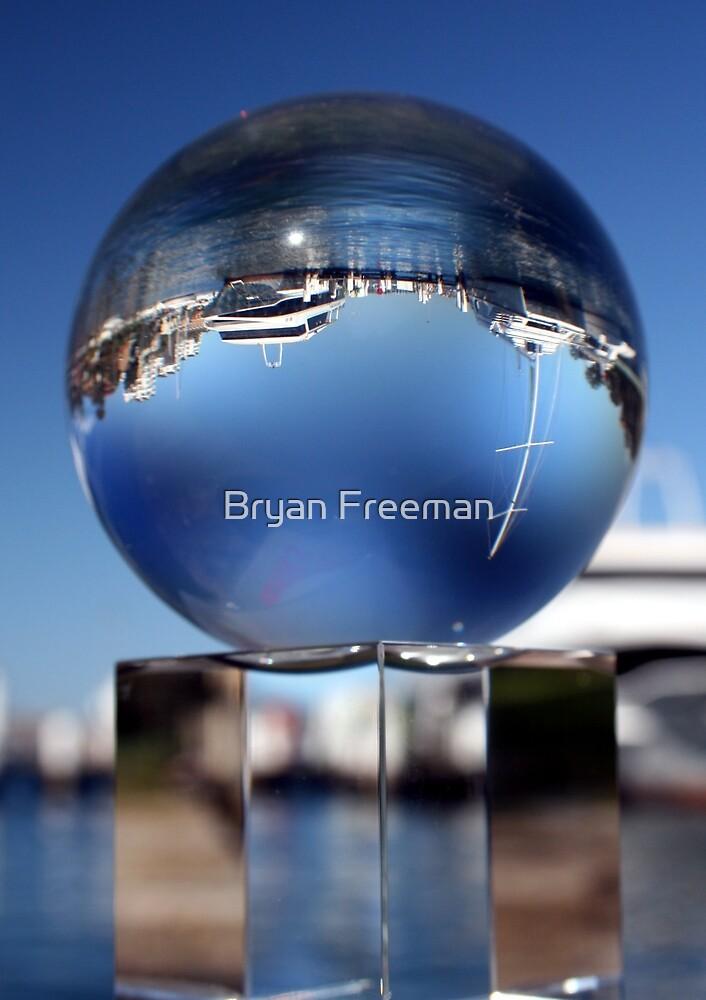 The Deep Blue by Bryan Freeman