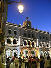 Lisbon....Rossio train station by terezadelpilar ~ art & architecture