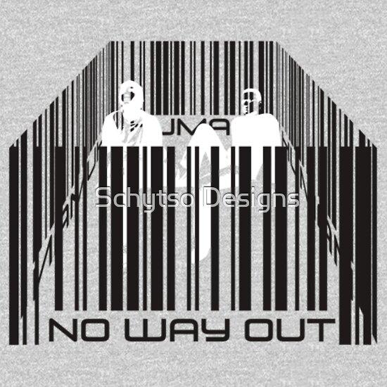 TShirtGifter presents: No Way Out