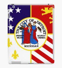 Flag of Detroit (1976–2000) | United States iPad Case/Skin