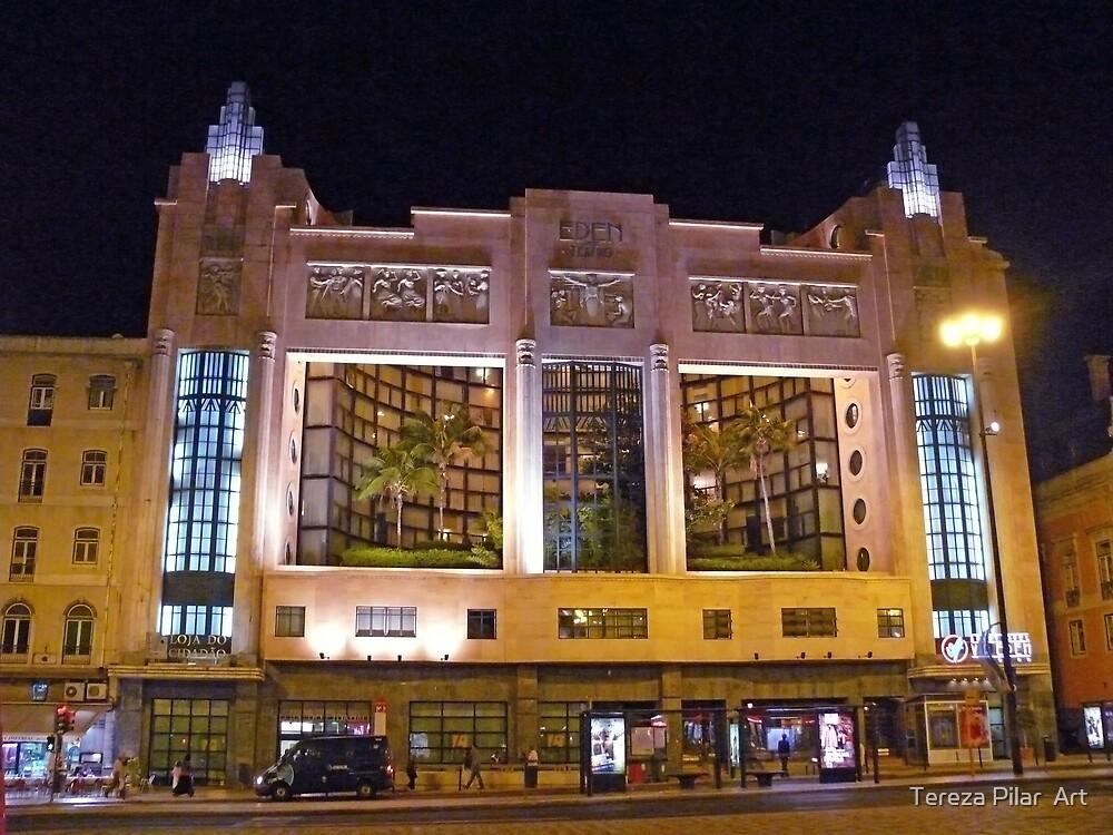 Eden Theatre by terezadelpilar ~ art & architecture