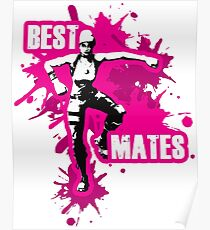 Gaming - Best Mates Dance Move Poster