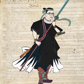 Warrior Supreme! by johngieg