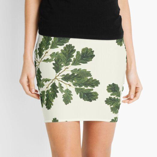 Oak leaf ensemble   Mini Skirt