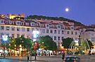 Lisbon....Rossio Square by terezadelpilar ~ art & architecture