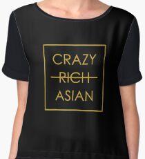 Crazy Asian Chiffon Top
