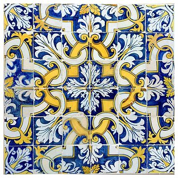 Portuguese Tile by heroismo1963