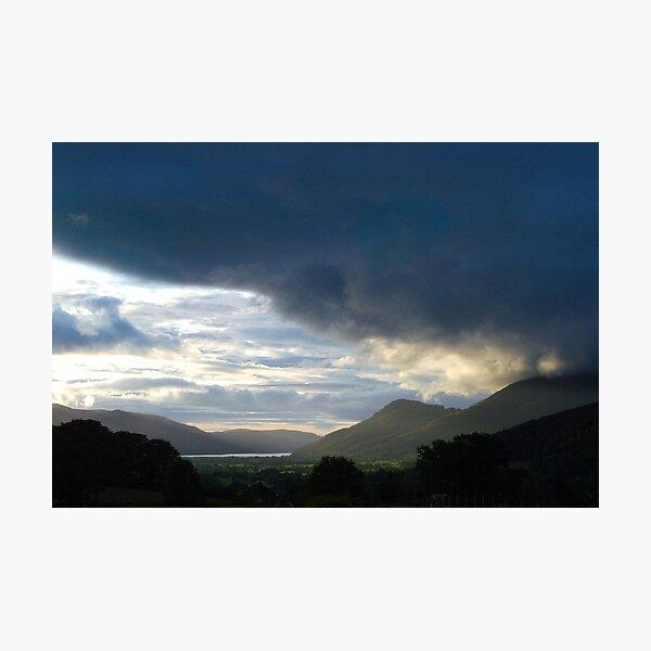 Lake Views Photographic Print