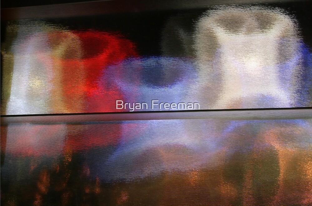 Night Lights by Bryan Freeman