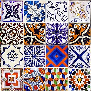 Tile art design by heroismo1963