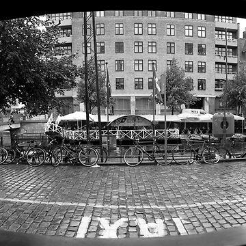 Copenhagen Canal Cafe by lukefarrugia