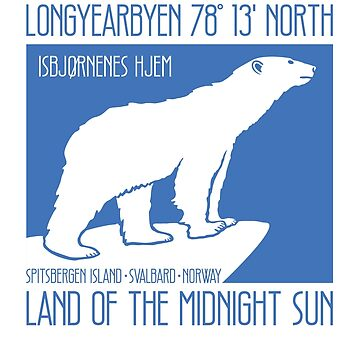 Longyearbyen by IncognitoMode