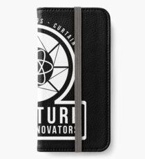 Aperture Science Innovators (Portal 2) iPhone Wallet/Case/Skin