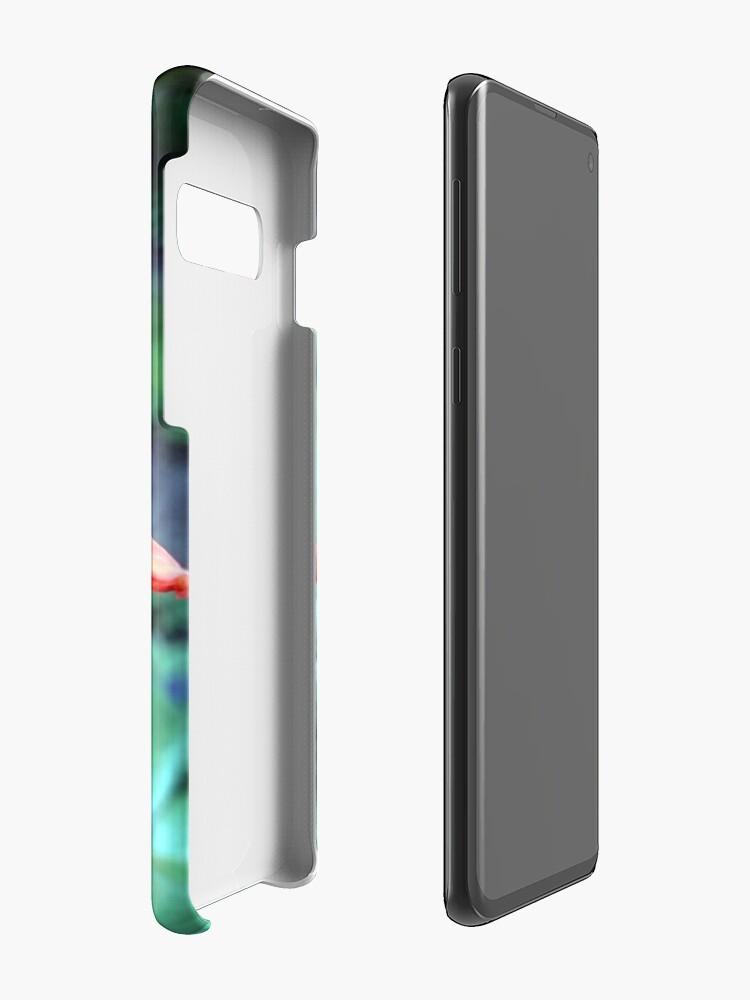 Alternative Ansicht von Rose Hülle & Klebefolie für Samsung Galaxy