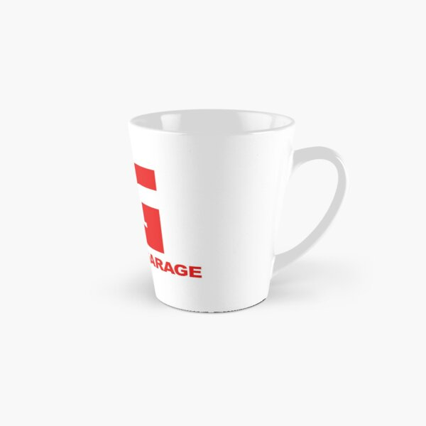 Original Logo Red Tall Mug