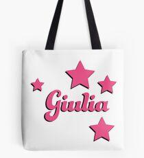 Giulia's first name Tote Bag