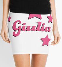 Giulia's first name Mini Skirt
