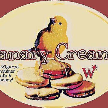 Canary Creams by Laneyrustin