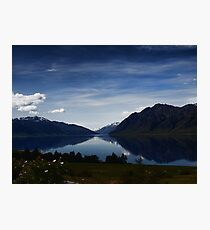 New Zealand : South Island Photographic Print