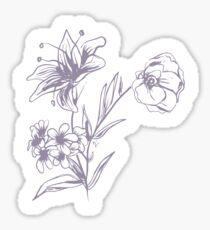 Botanicals Sticker