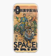 Calvin: Der Spiffy Spaceman iPhone-Hülle & Cover