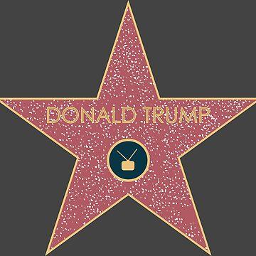 Trump Star by AlternativeArt