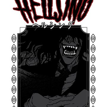 HELLSING by WITHEREDLOTUS