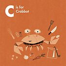 C is for Crabbot by Andrew Gruner