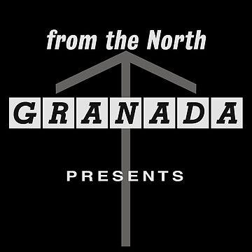 Granada Television Old Logo by RudieSeventyOne
