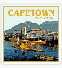 South Africa's Capetown World Tour Sticker