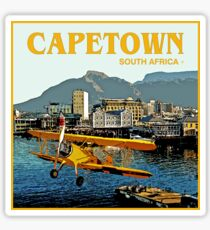 South Africa's Capetown World Tour Sticker
