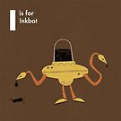 I is for Inkbot by Andrew Gruner