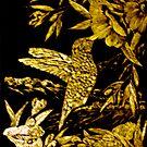 Golden Hummingbird by KelseyP77