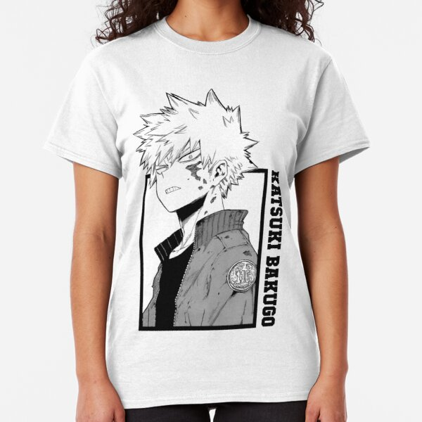Katsuki Bakugo - Boku no Hero Academia Classic T-Shirt