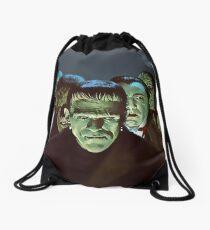 Gang of Monsters  Drawstring Bag
