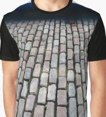 Pattern, #Pattern, Cobblestone, #Cobblestone Graphic T-Shirt