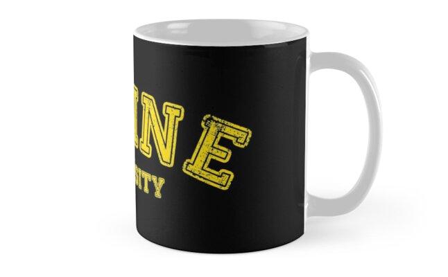 Bovine University (3) Classic Mugs
