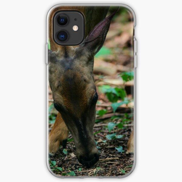 Quiet Doe iPhone Soft Case
